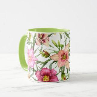 Daylilies All Over Mug