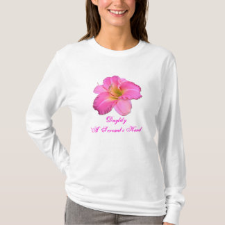 Daylily 'A Servant's Hand' T-Shirt