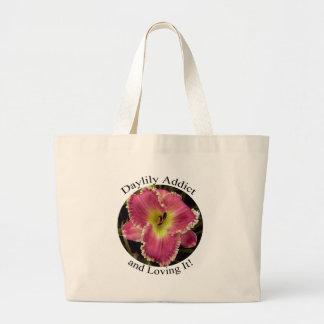 Daylily Addict Bag