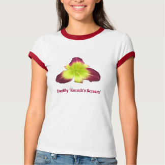 Daylily 'Kermit's Scream' T-Shirt