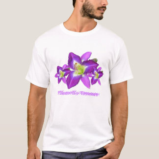 Daylily 'Pharaoh's Treasure' T-Shirt