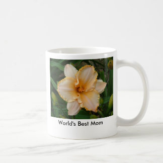 Daylily World's Best Mom Mug