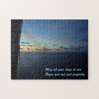 Days at Sea Jigsaw Puzzle
