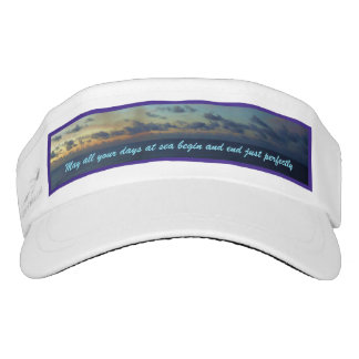 Days at Sea Visor