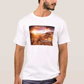 Days End Candlestick Tower Overlook Canyonlands NP T-Shirt