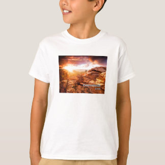 Days End Candlestick Tower Overlook Canyonlands NP Tshirt