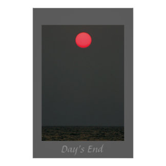 Day's End Poster