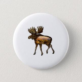 Days of the Wild 6 Cm Round Badge