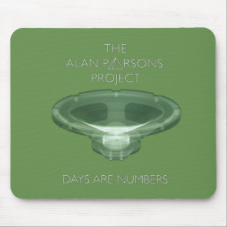 Days plows Numbers Mousepad