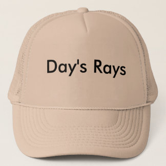 Day's Rays Trucker Hat