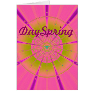 DaySpring Card