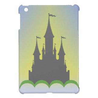 Daytime Dreamy Castle In The Hills Sunny Sky iPad Mini Cover