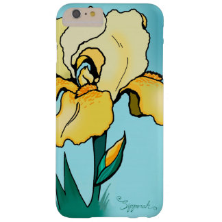Daytime Iris Cute Floral Barely There iPhone 6 Plus Case