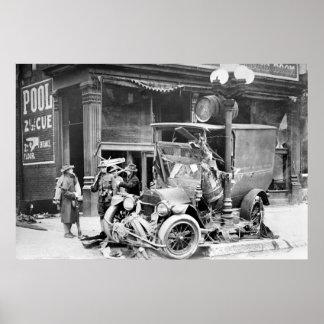 Dayton Flood: 1910 Poster