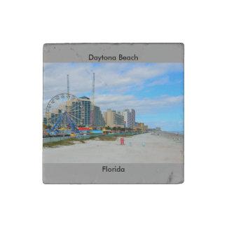 Daytona Beach Florida Stone Magnet