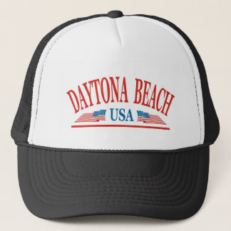 Daytona Beach Florida Trucker Hat