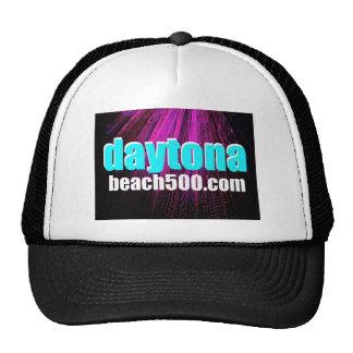 Daytona Beach Tire Tracks Art Mesh Hat