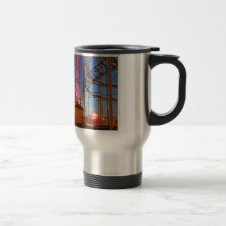Daytona Nights Travel Coffee Mug