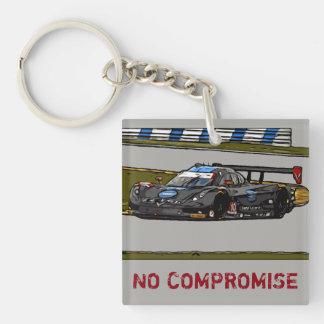 DAYTONA PROTOTYPE - NO COMPROMISE KEY RING