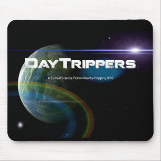 DayTrippers Flat Mousepad