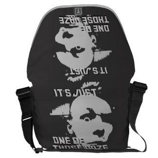 Daze - Rickshaw Large Zero Messenger Bag
