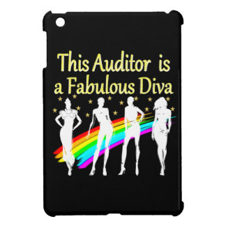 DAZZLING AUDITOR DIVA DESIGN iPad MINI COVERS