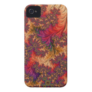 Dazzling Fractal iPhone 4 Case-Mate Case