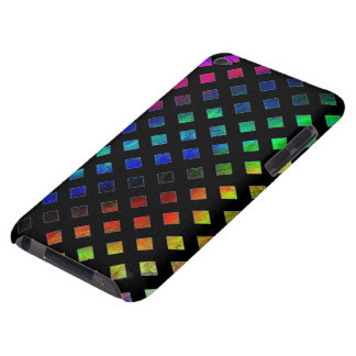 Dazzling Multi Colored Diamonds iPod Touch Case-Mate Case
