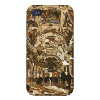 Dazzling Resort and Casino Lobby in Vegas iPhone 4/4S Cover
