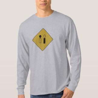 DB07 - Logo Sign - Basic Long Sleeve T Shirt