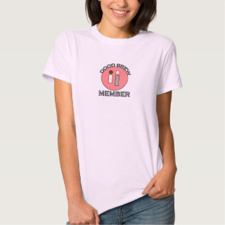 DB07 - Member02 - Ladies Baby Doll (fitted) Shirts