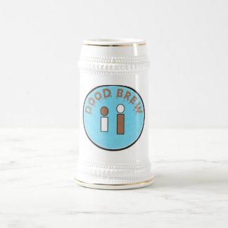 DB07 - Stein #01 - Logo Creepy Beer Steins