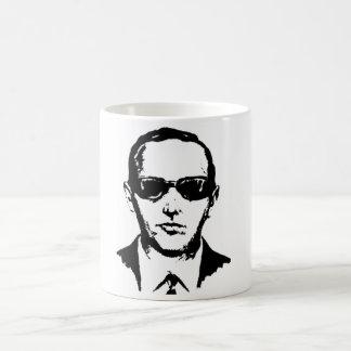 DB Cooper Sketch Coffee Mug