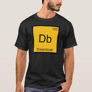Db - Dreamboat Chemistry Element Symbol Funny Tee