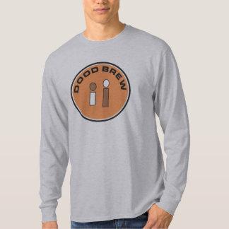 DB-logo-orange - Basic Long Sleeve T Shirts