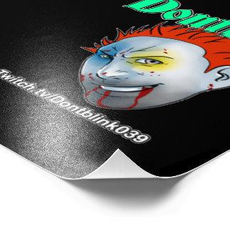 DB Logo Photo Print