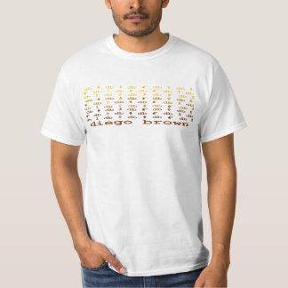 DB PATTERN T-Shirt
