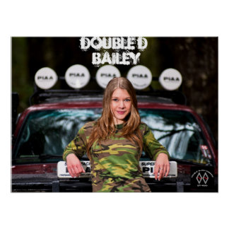 DBD Double D Bailey Poster