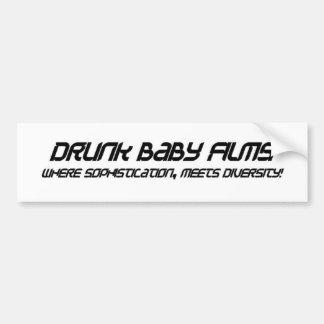 DBF Bumper Sticker