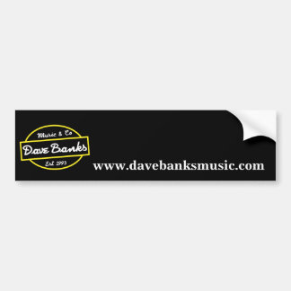 DBM Bumper Sticker