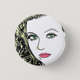 DBr clothing CO pin dumb blonde rapper image