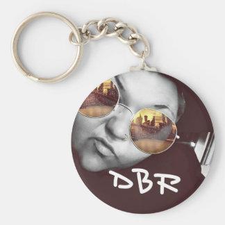 DBR CLOTHING COMPANY KEYCHAIN SNAP