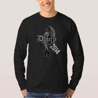 Dbury VII 2014 Long sleeved Concert T T-Shirt