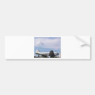 DC3 So Low Bumper Sticker