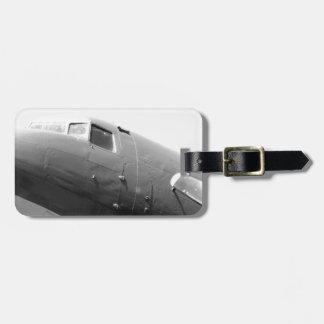 DC-3 Douglas Dakota Luggage Tag