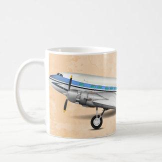 DC-3 COFFEE MUGS