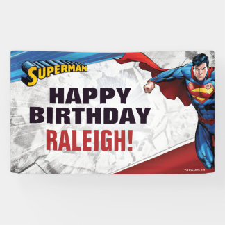 DC Comics   Superman - Birthday Banner