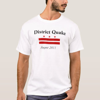 DC Earthquake T-Shirt