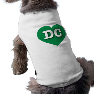 DC Green Heart - Big Love Shirt