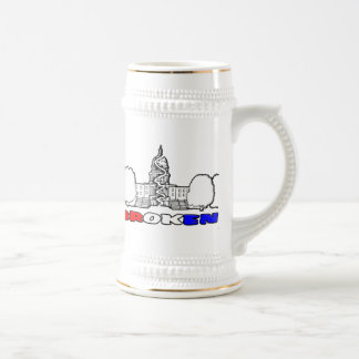 DC Is BROKEN Mugs